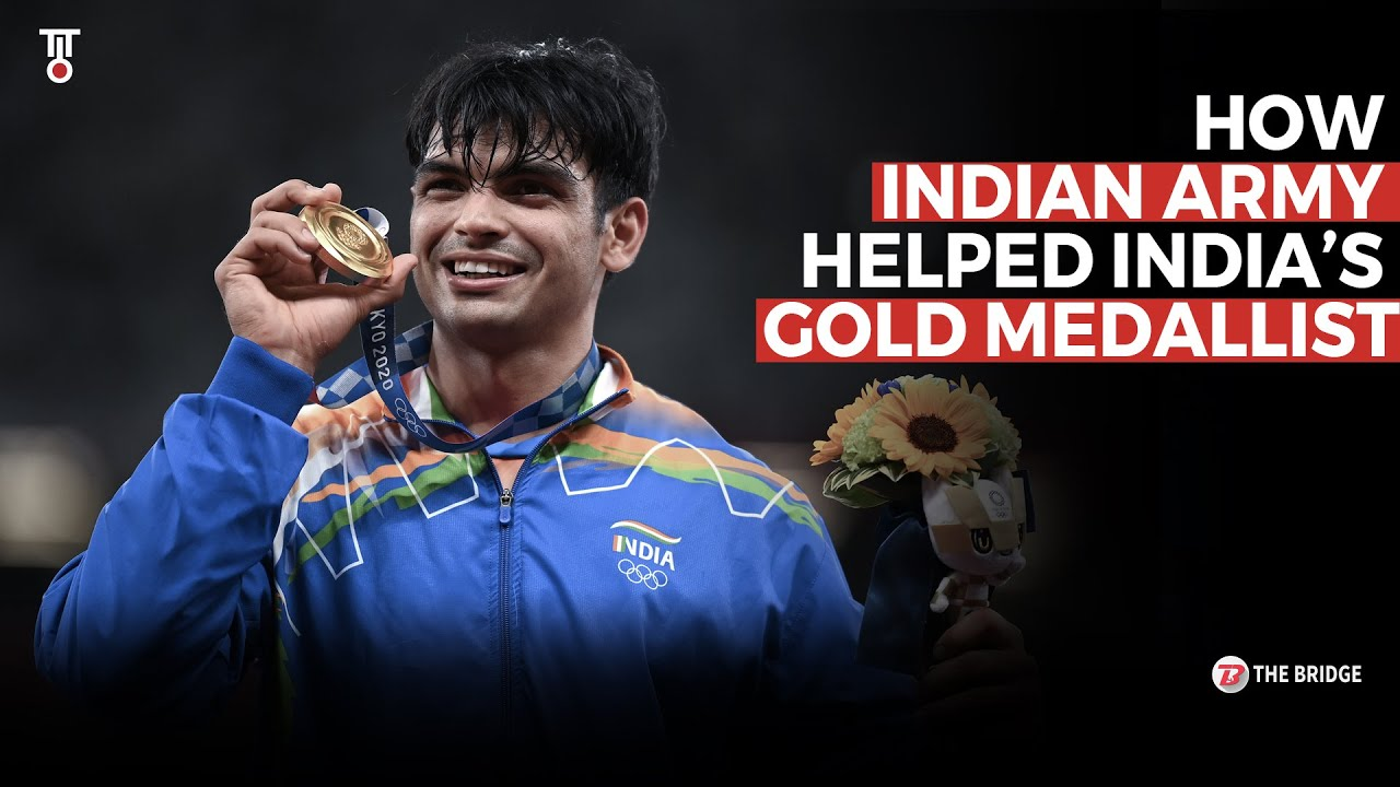 How Indian Army helped India get its first Olympic gold medallist in Athletics | The Bridge