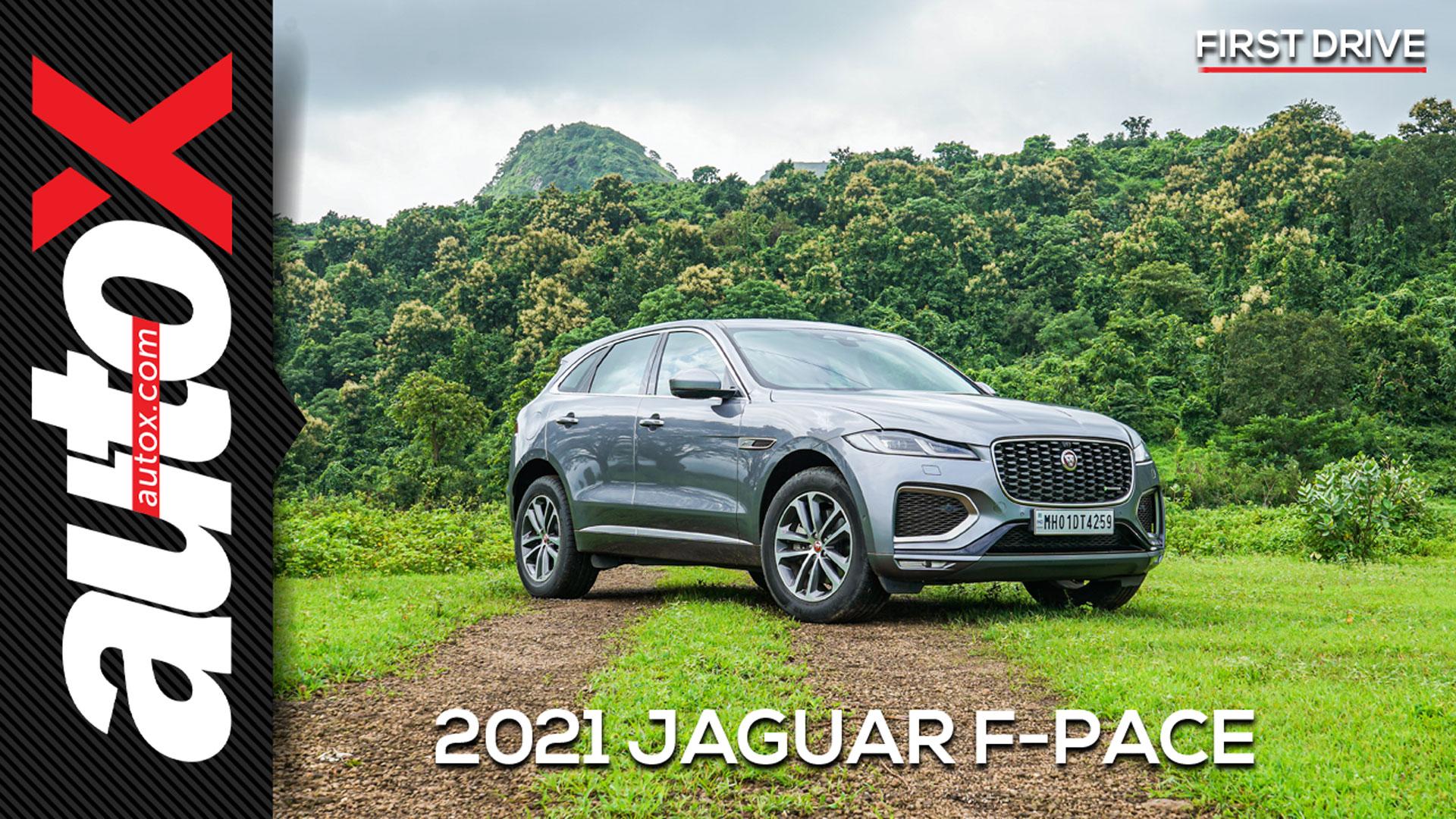 2021 Jaguar F-Pace: Has Jaguar finally got the formula right? | Review | autoX