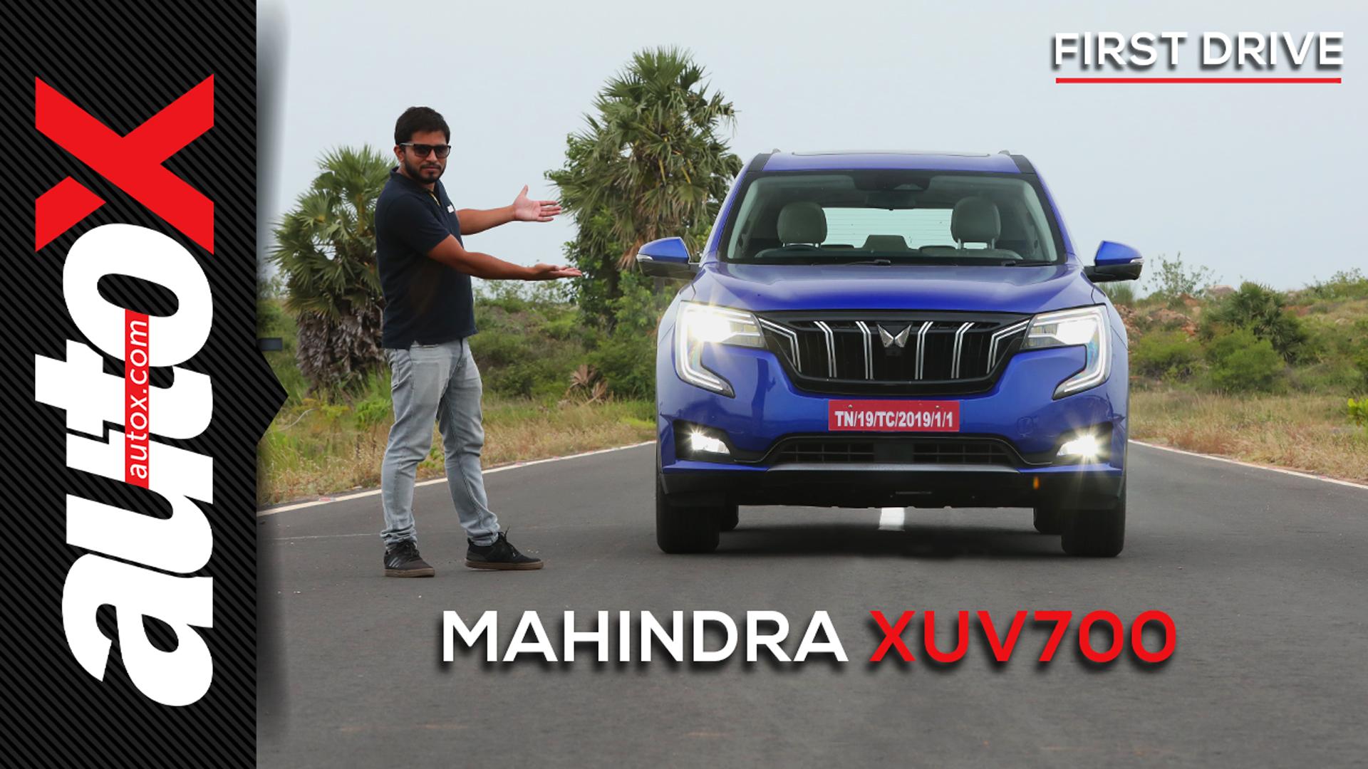 2021 Mahindra XUV700: Mahindra throws a knockout punch! | Review | autoX