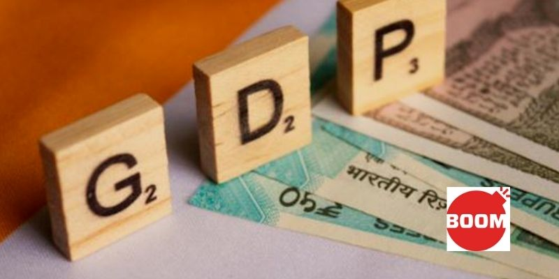 What does India's 20.1% GDP growth number mean? | BOOM
