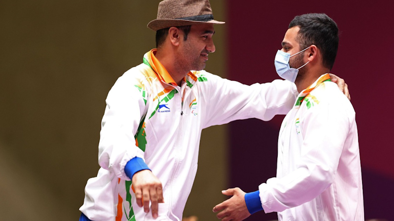 Paralympics 2020: Double delight after India wins gold and silver in Men's Pistol SH1 shooting