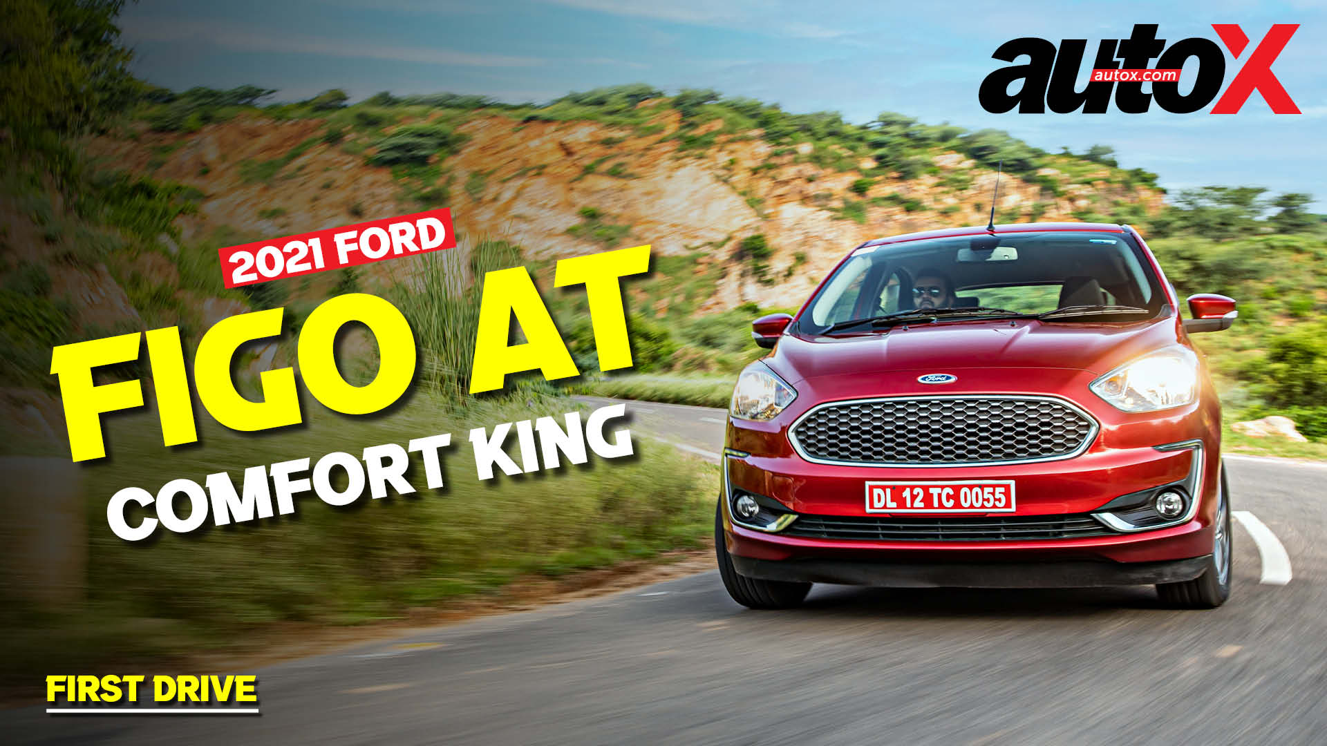 2021 Ford Figo Automatic: It's simple, very comfortable & hard to ignore!   Review   autoX