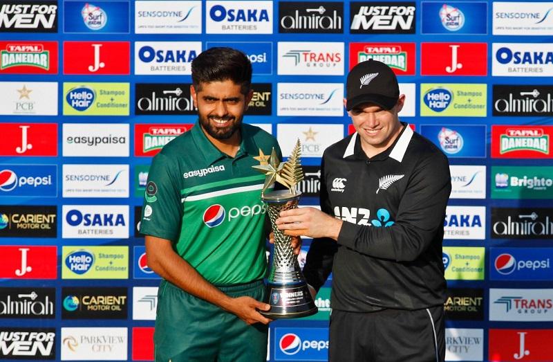 New Zealand call off Pakistan tour citing security concerns