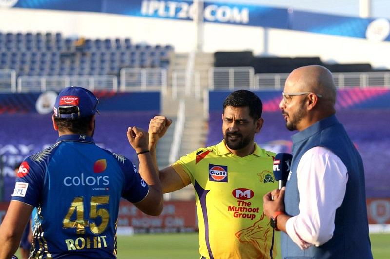 IPL 2021: MS Dhoni wins the toss, CSK opt to bat first vs a Rohit-less Mumbai