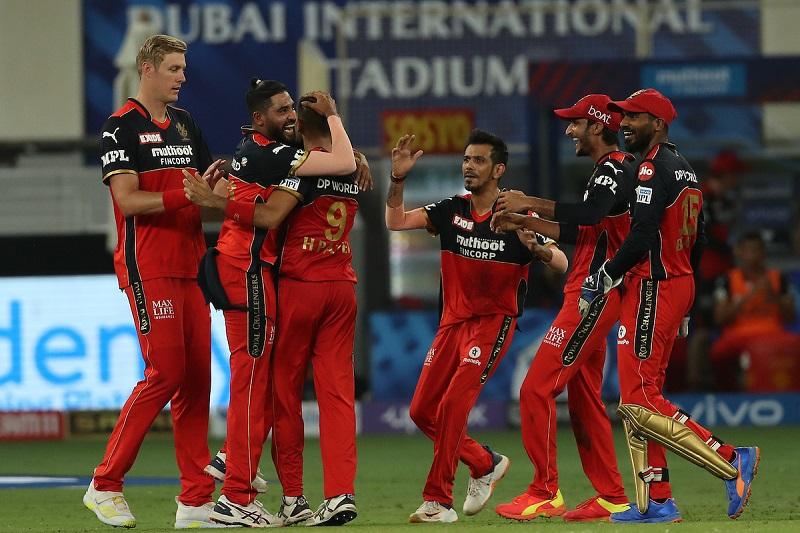 IPL 2021: Harshal Patel's hat-trick guides RCB to a 54-run win vs MI