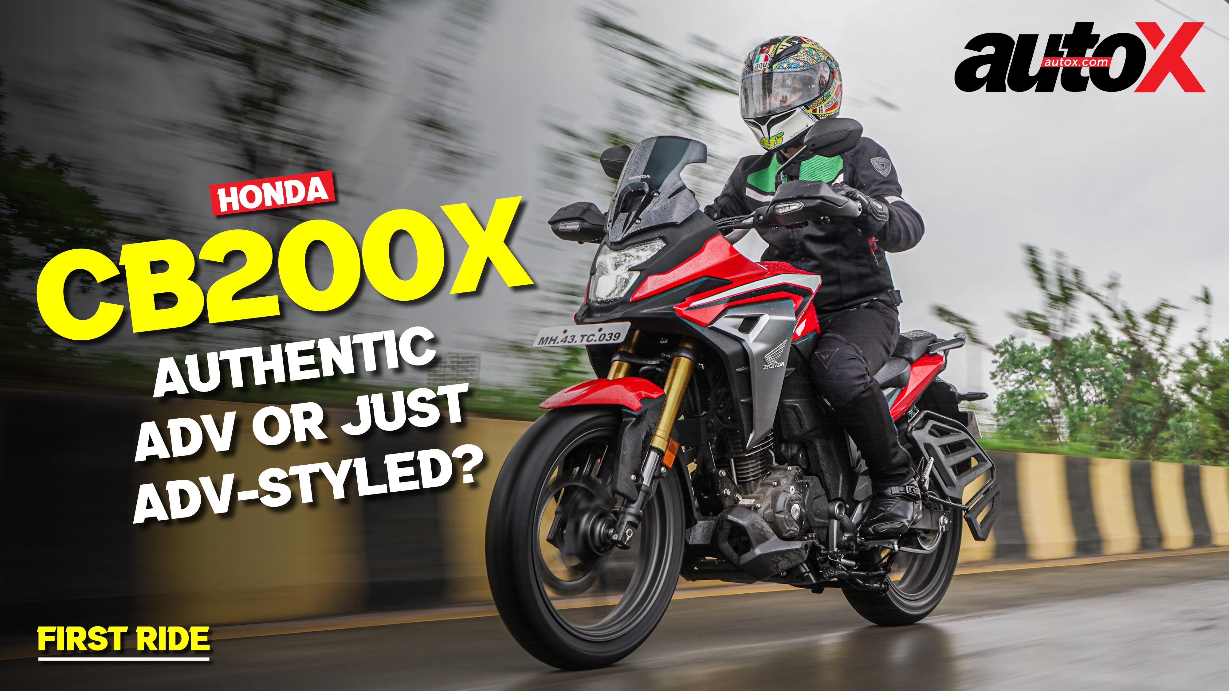 Honda CB200X: Worth the asking price?   Review   autoX