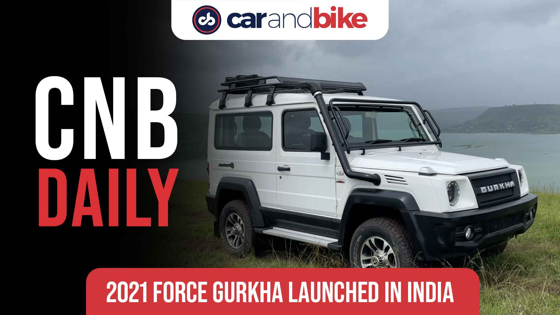 2021 Force Gurkha launched in India