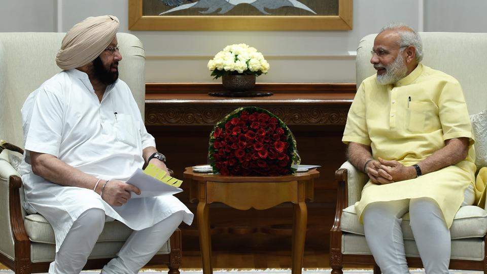 PM मोदी से भी मुलाकात कर सकते हैं कैप्टन अमरिंदर सिंह: रिपोर्ट्स