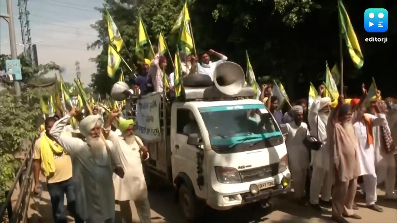 Lakhimpur Kheri deaths: Rs 45 lakh to kin of dead farmers, retired HC judge to probe
