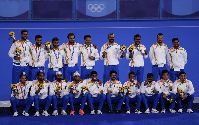 Indian hockey teams pull out of Commonwealth Games 2022