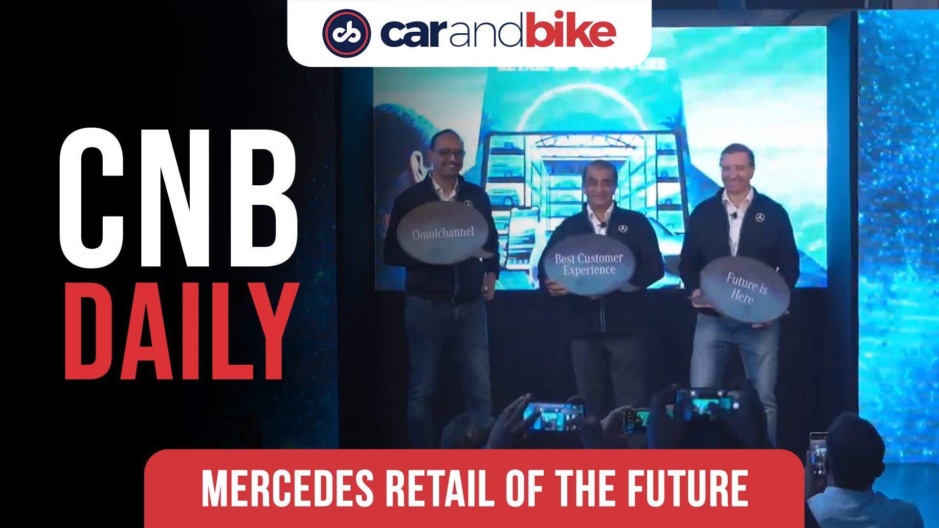 Mercedes-Benz India Introduces Retail Of The Future