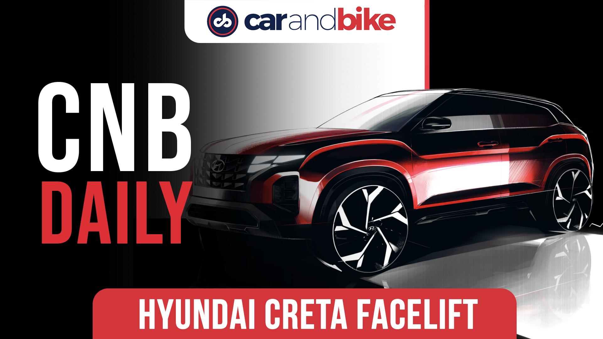 2022 Hyundai Creta Facelift Teased
