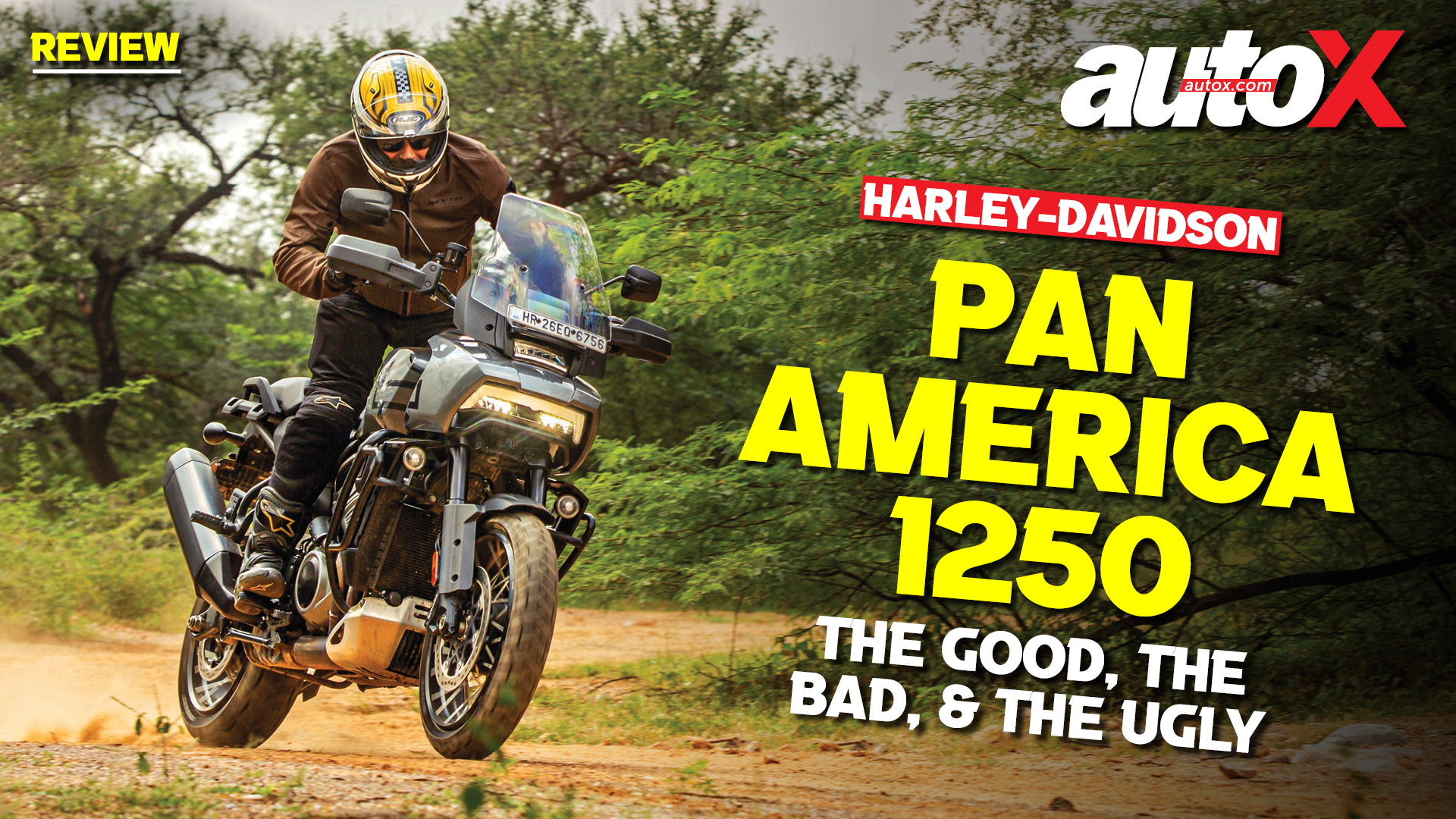 Harley-Davidson Pan America 1250: The Good, The Bad, & The Ugly | Review | autoX