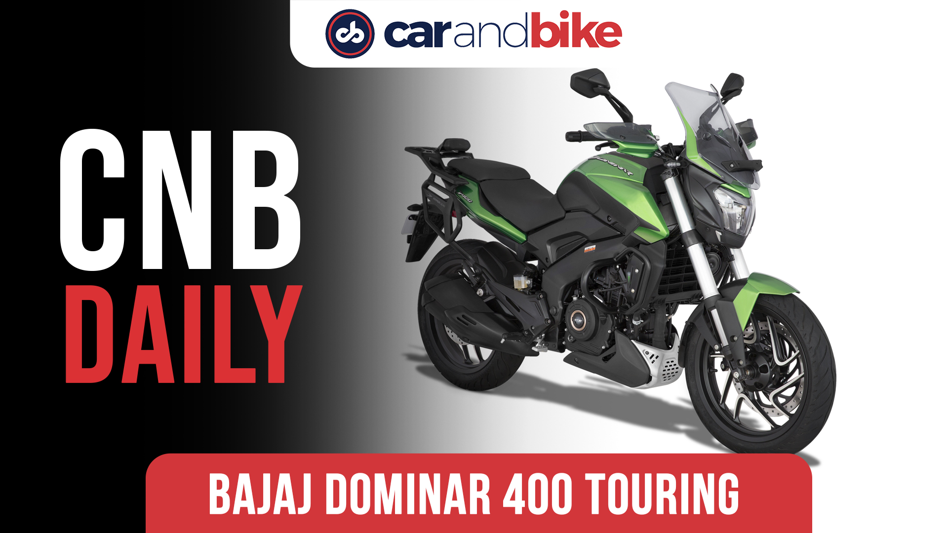 Bajaj Dominar 400 Launched With Touring Accessories