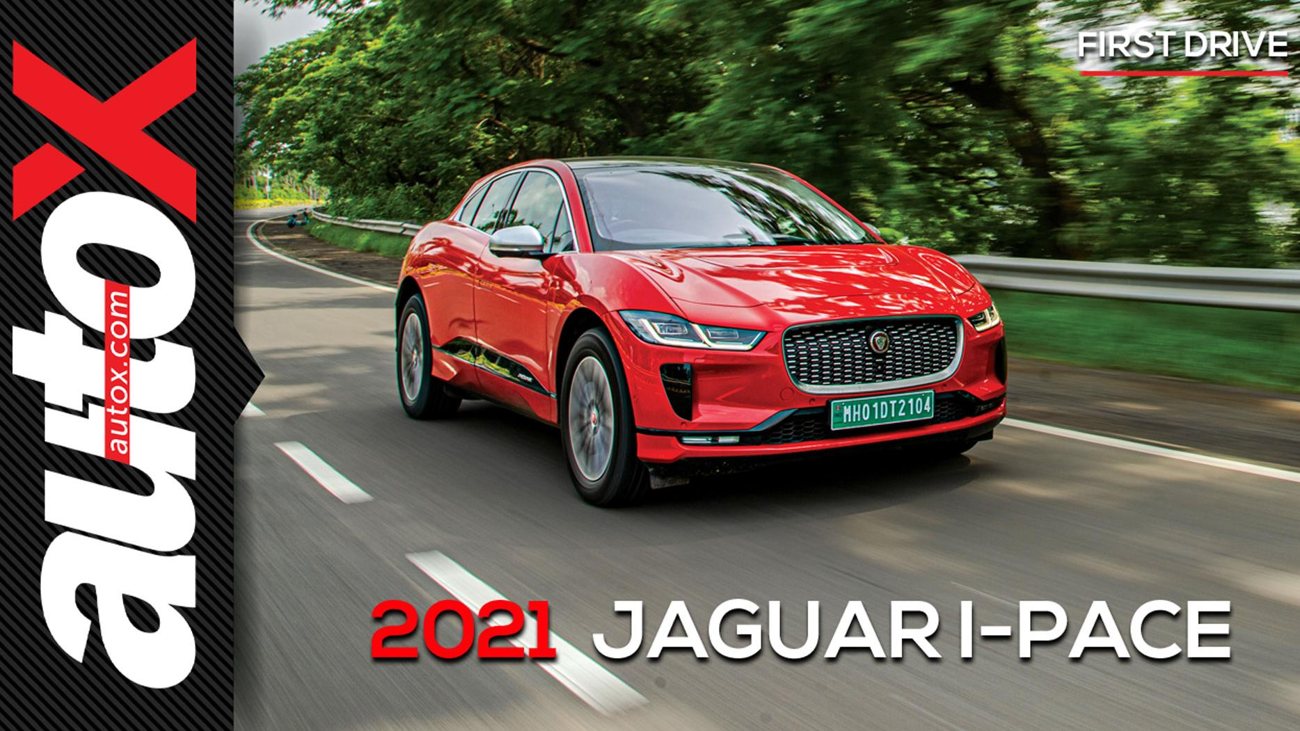 2021 Jaguar I-Pace: Is it the most fun EV out there? | First Drive | Review | autoX