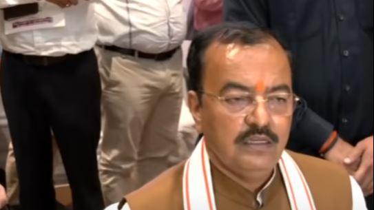 Lakhimpur Kheri कांड पर UP के डिप्टी CM Keshav Prasad Maurya का बड़ा बयान, देखें Video