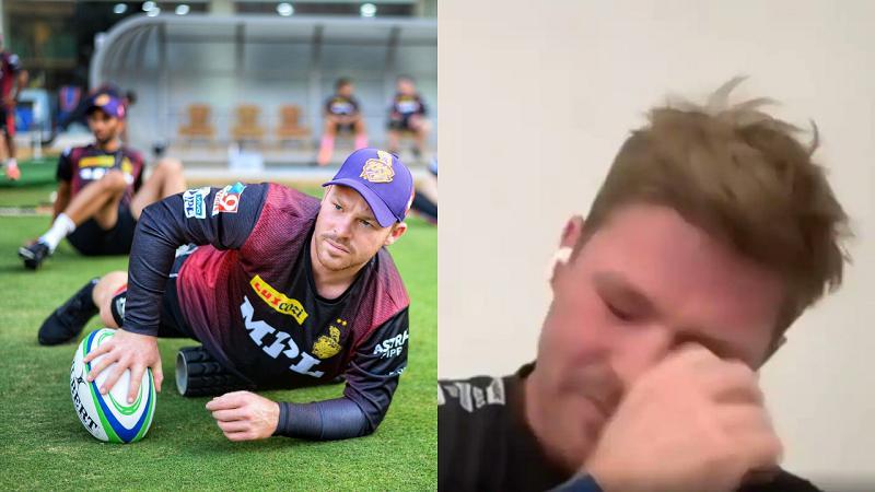 KKR & Kiwi batsman Tim Seifert recalls Covid-19 ordeal in India, breaks down