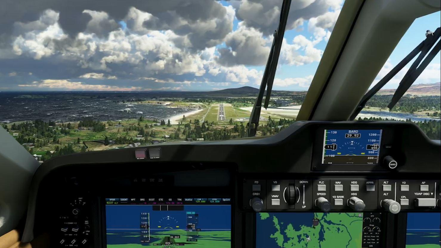 Flight Simulator coming to Xbox Series X, S in the summer ...