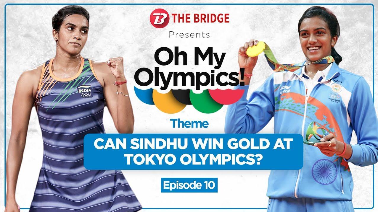 Will Sindhu win gold? How will Satwik-Chirag react? ft. Shlok Ramchandran, Tanvi Lad | The Bridge