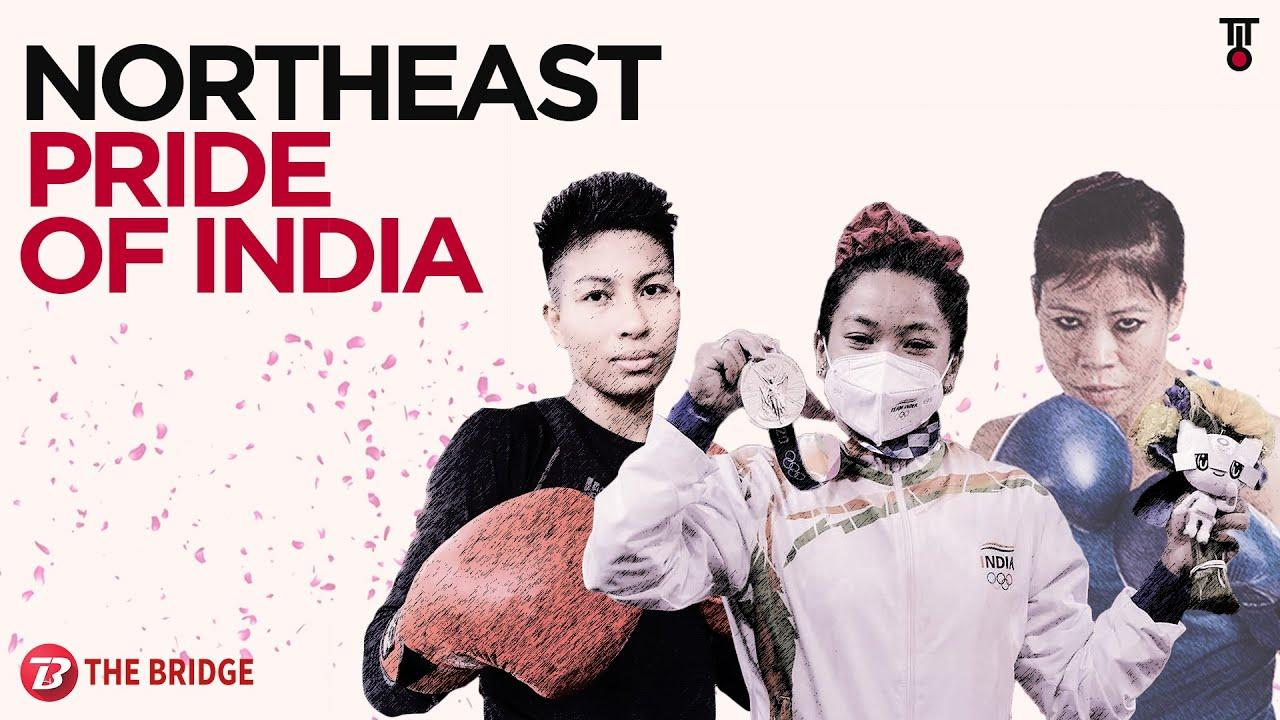 Northeast Indians making the country proud at Tokyo Olympics | The Bridge
