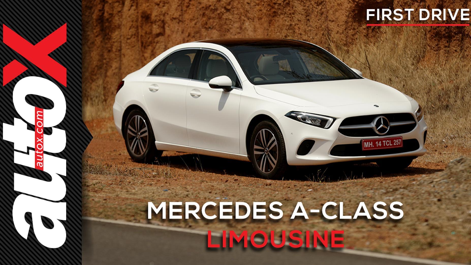 Mercedes-Benz A-Class Limousine Review | Part 1 | autoX