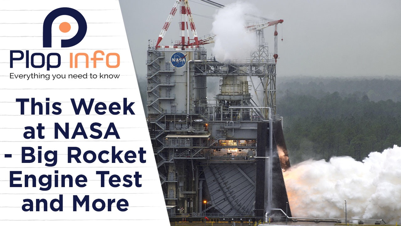 NASA tests Rocket Engine for Artemis Moon Mission | Everything You Need To Know | Plop Info