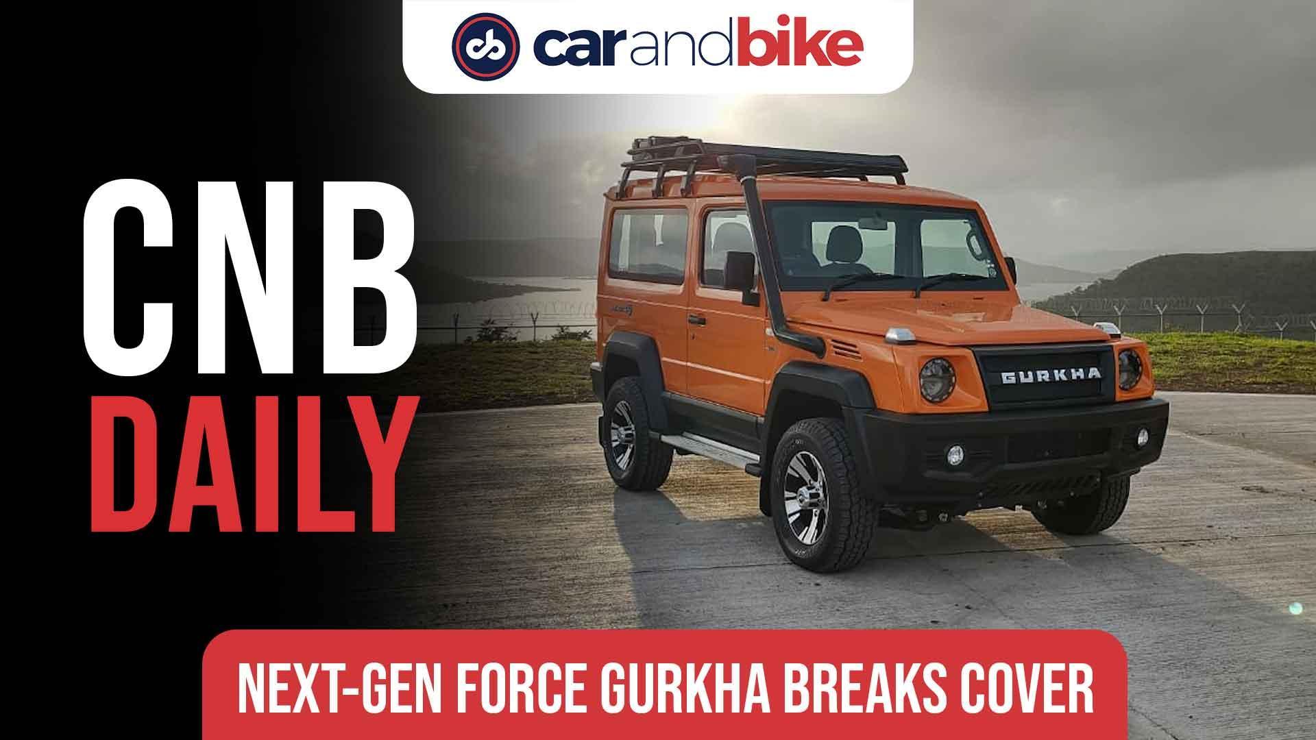 All-New Force Gurkha revealed