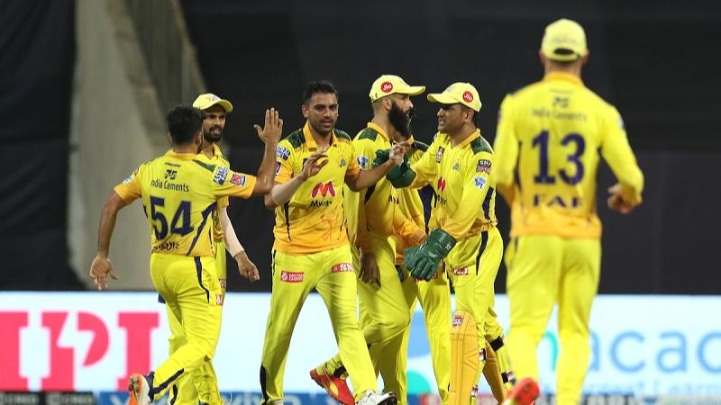 CSK beat KKR by 18 runs, claim their 3rd straight win