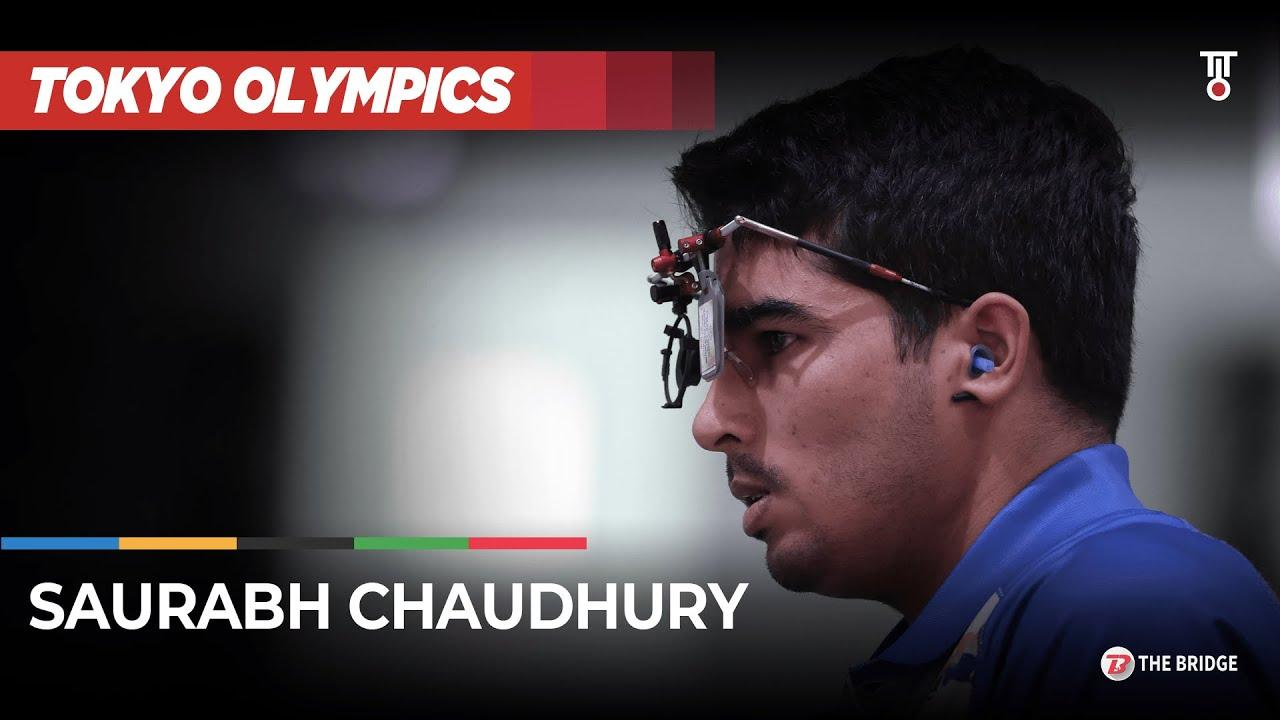 Medal favourite Saurabh Chaudhary disappoints, finishes seventh in Tokyo Olympics | The Bridge