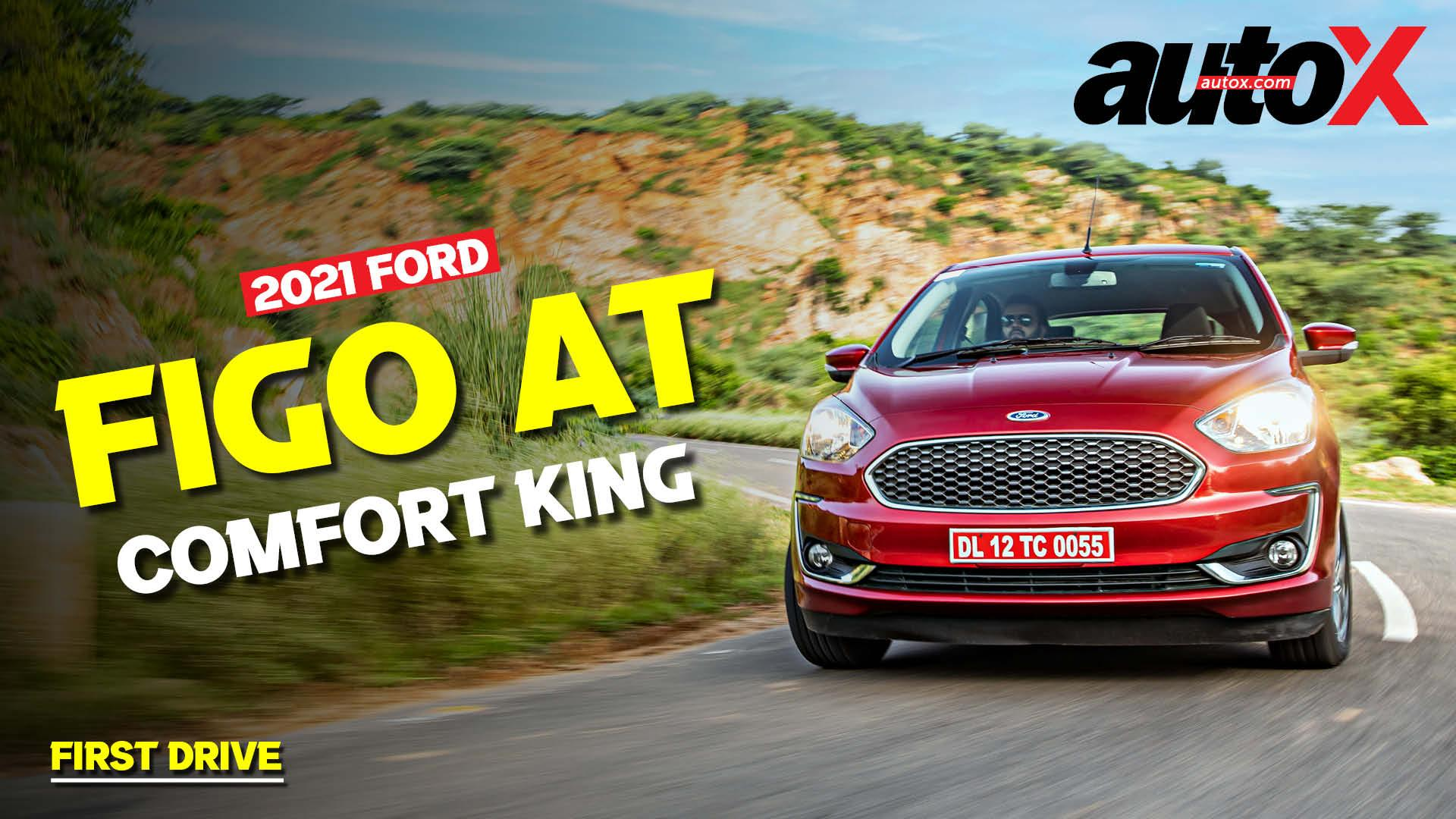 2021 Ford Figo Automatic: It's simple, very comfortable & hard to ignore! | Review | autoX