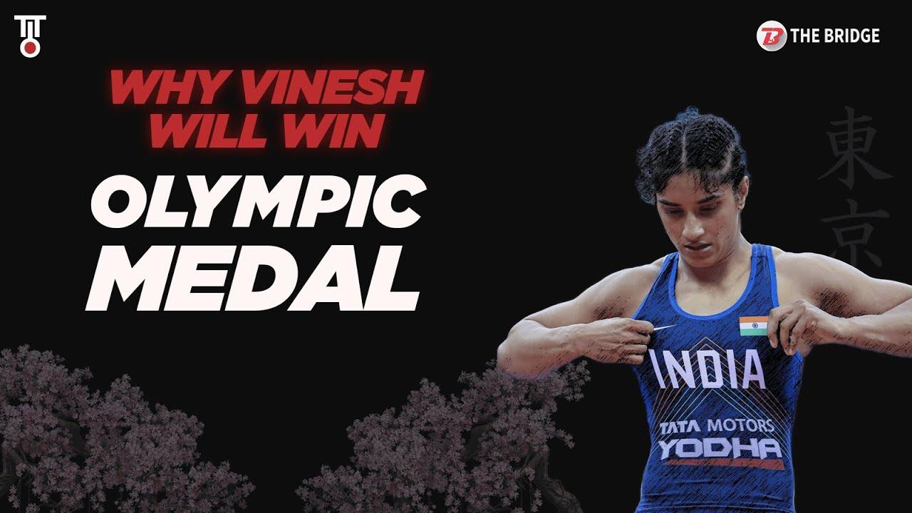 Explained: Why Vinesh Phogat should win a medal at Tokyo Olympics   The Bridge