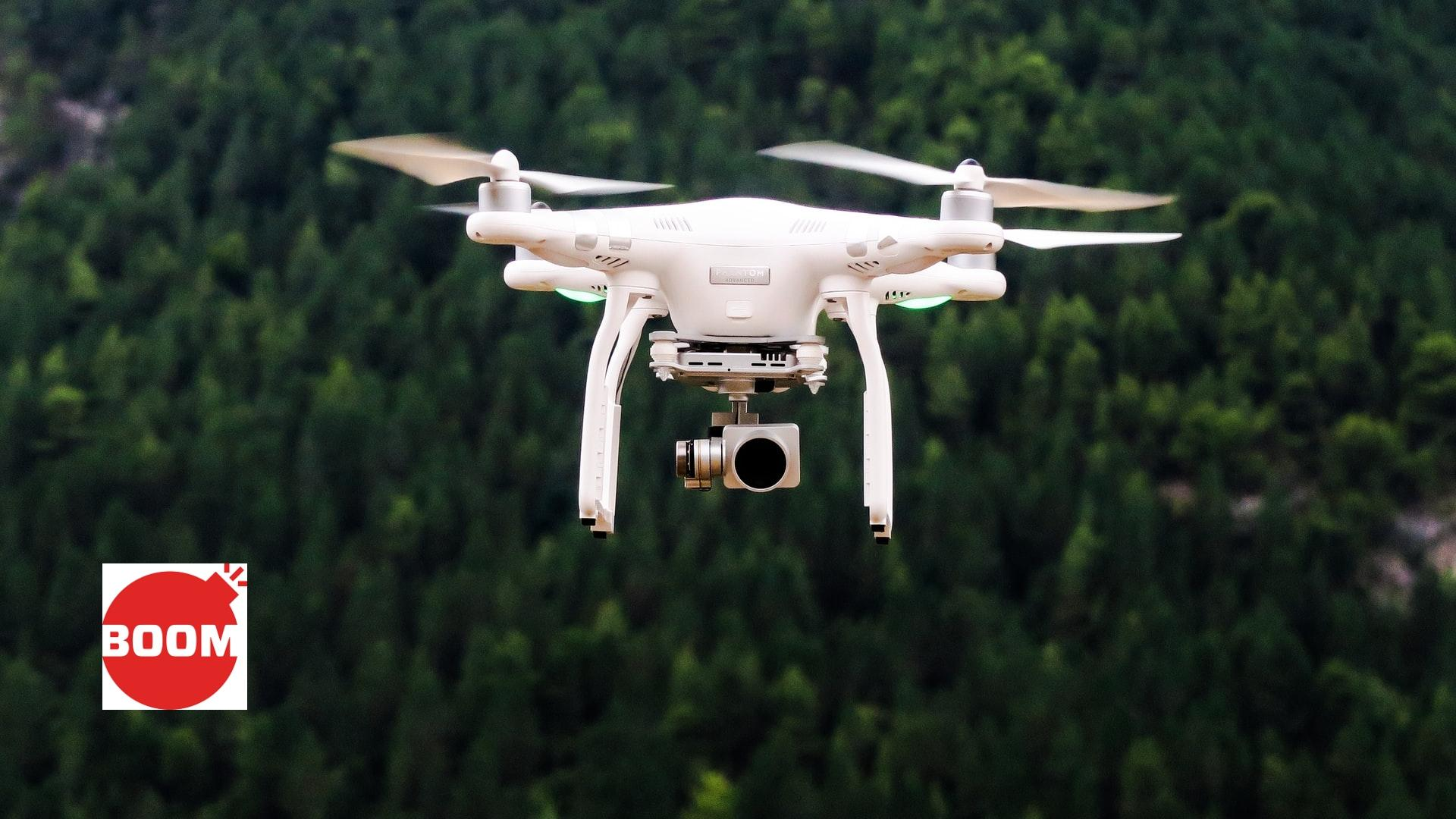 India's drone policy 2021, what's new?   BOOM