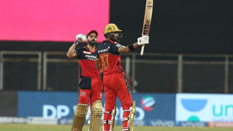 Padikkal slams maiden IPL ton as RCB crush Rajasthan