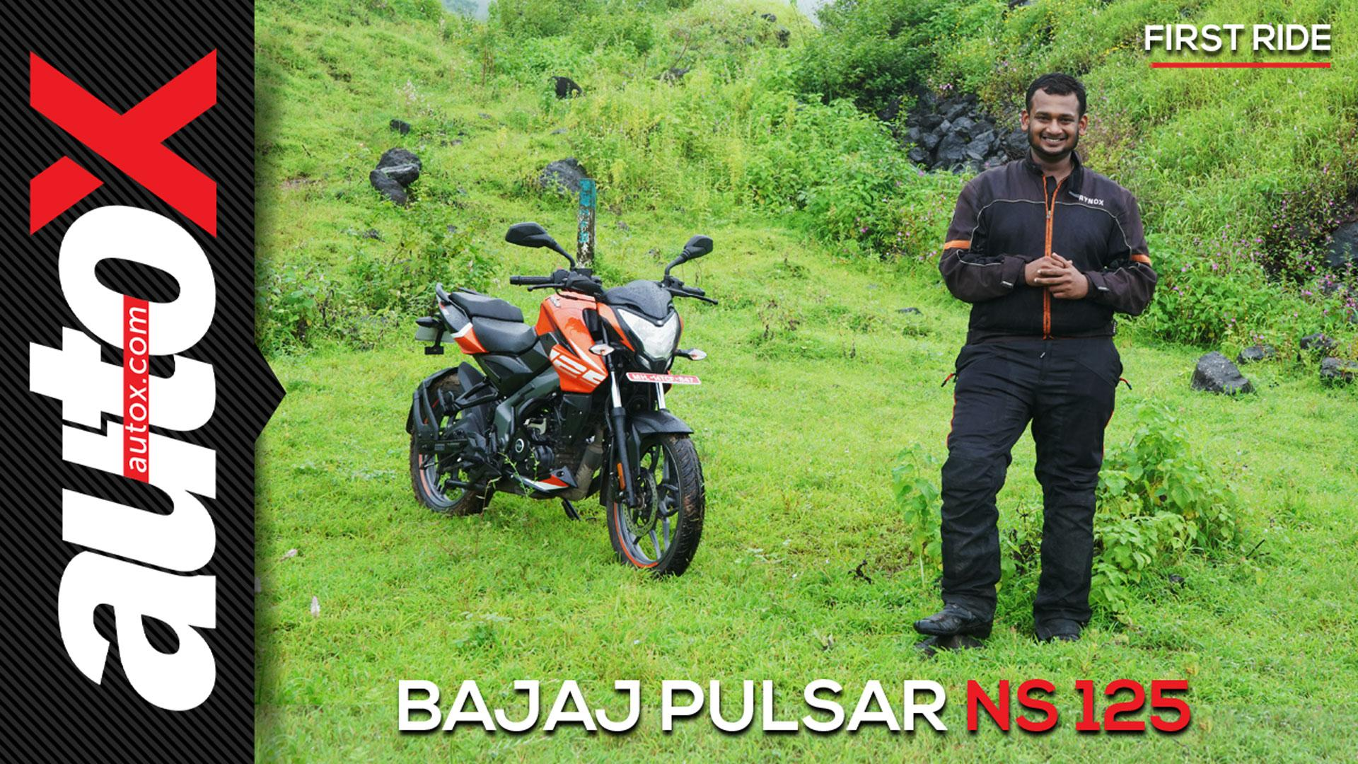 Bajaj Pulsar NS125: Worthy of the NS badge? | Review | First Ride | autoX