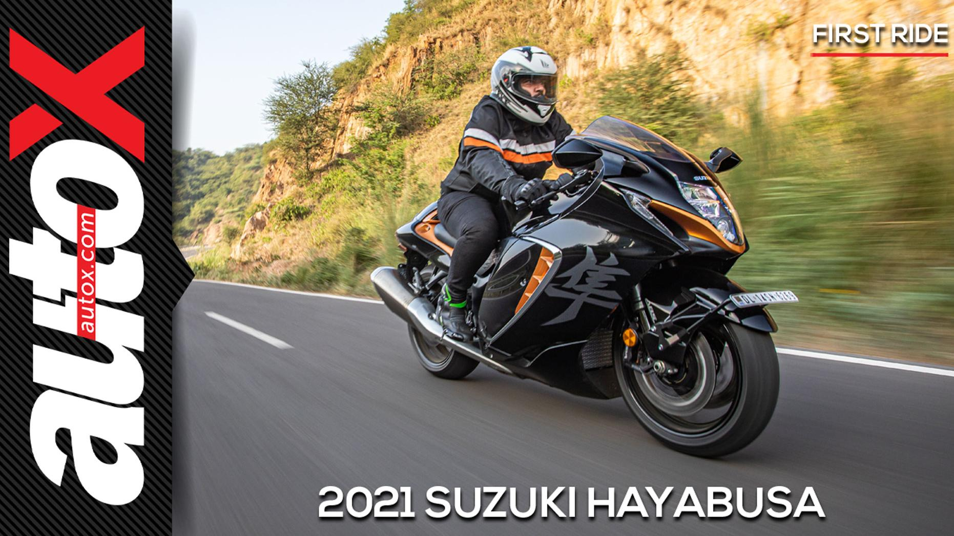 2021 Suzuki Hayabusa Review: The legend has become even more legendary! | First Ride | autoX