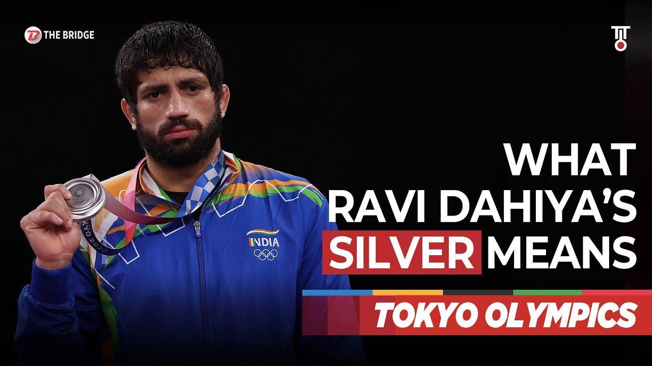 Ravi Dahiya's Tokyo Olympics silver brings hopes for drinking water, electricity   The Bridge