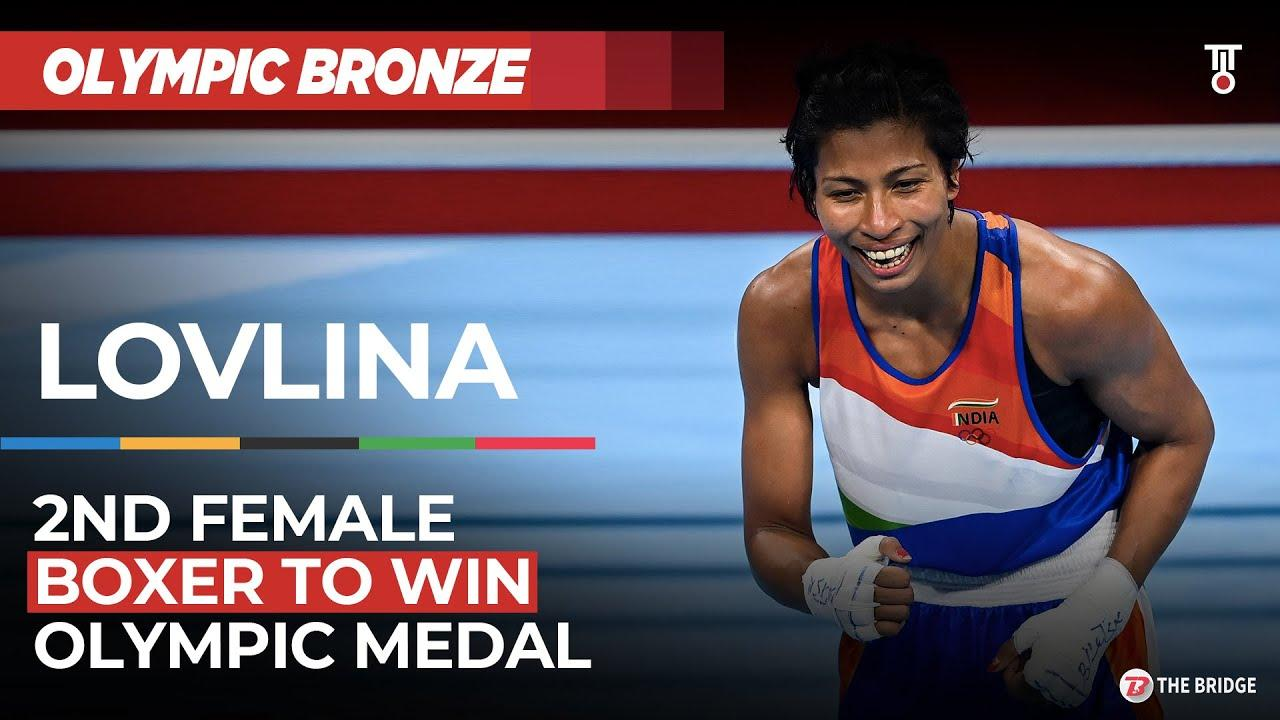 Lovlina Borgohain becomes third Indian boxer to win Olympic medal   The Bridge