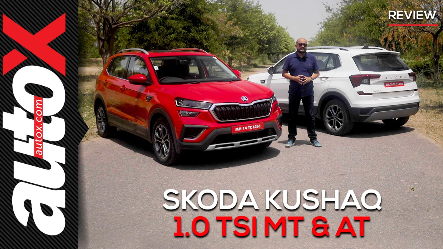 Skoda Kushaq 1.0 TSI: Is it the most fun-to-drive SUV in its segment? We find out! | Review | autoX