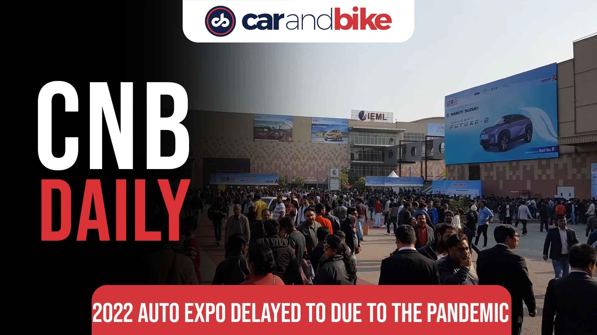 2022 Auto Expo Delayed To Due To The Pandemic: SIAM