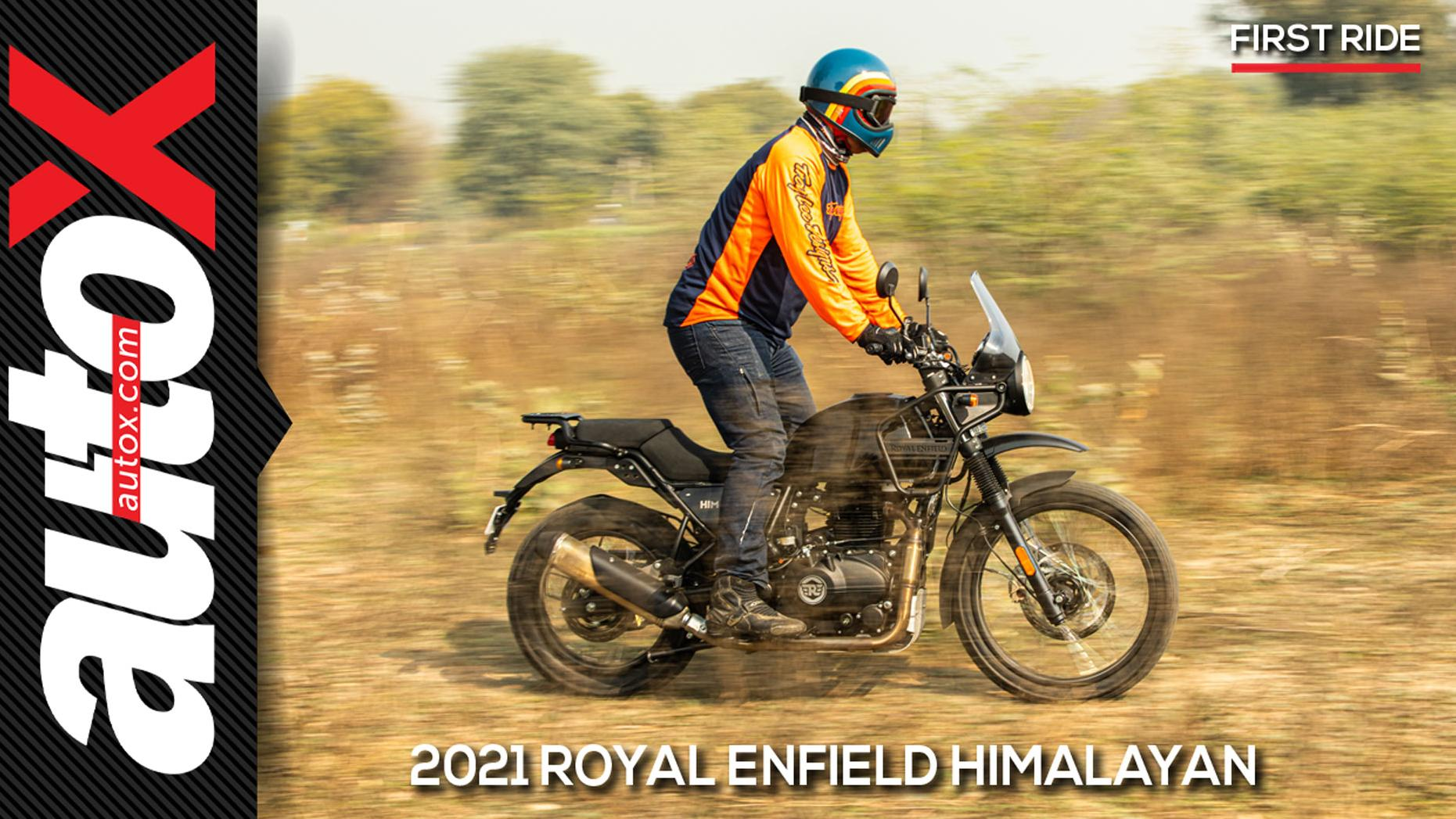 2021 RE Himalayan: New features make it even better | autoX
