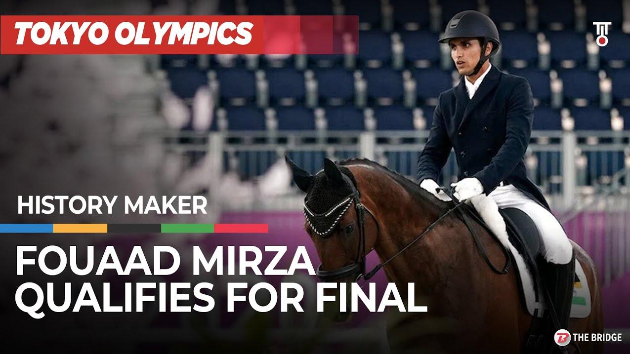 Meet Fouaad Mirza, who qualified for Tokyo Olympics final, scripted history | The Bridge