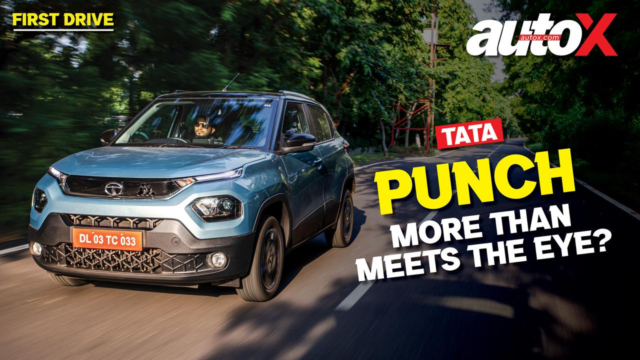 Tata Punch Review: Design, Interior, Features, Ride & Handling, and more | autoX