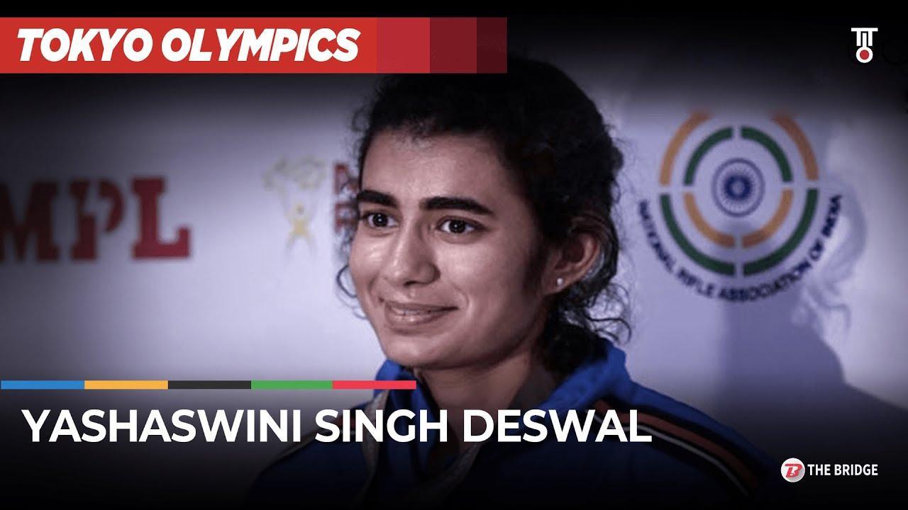 World No. 1 Yashaswini Deswal falters at Tokyo Olympics | The Bridge