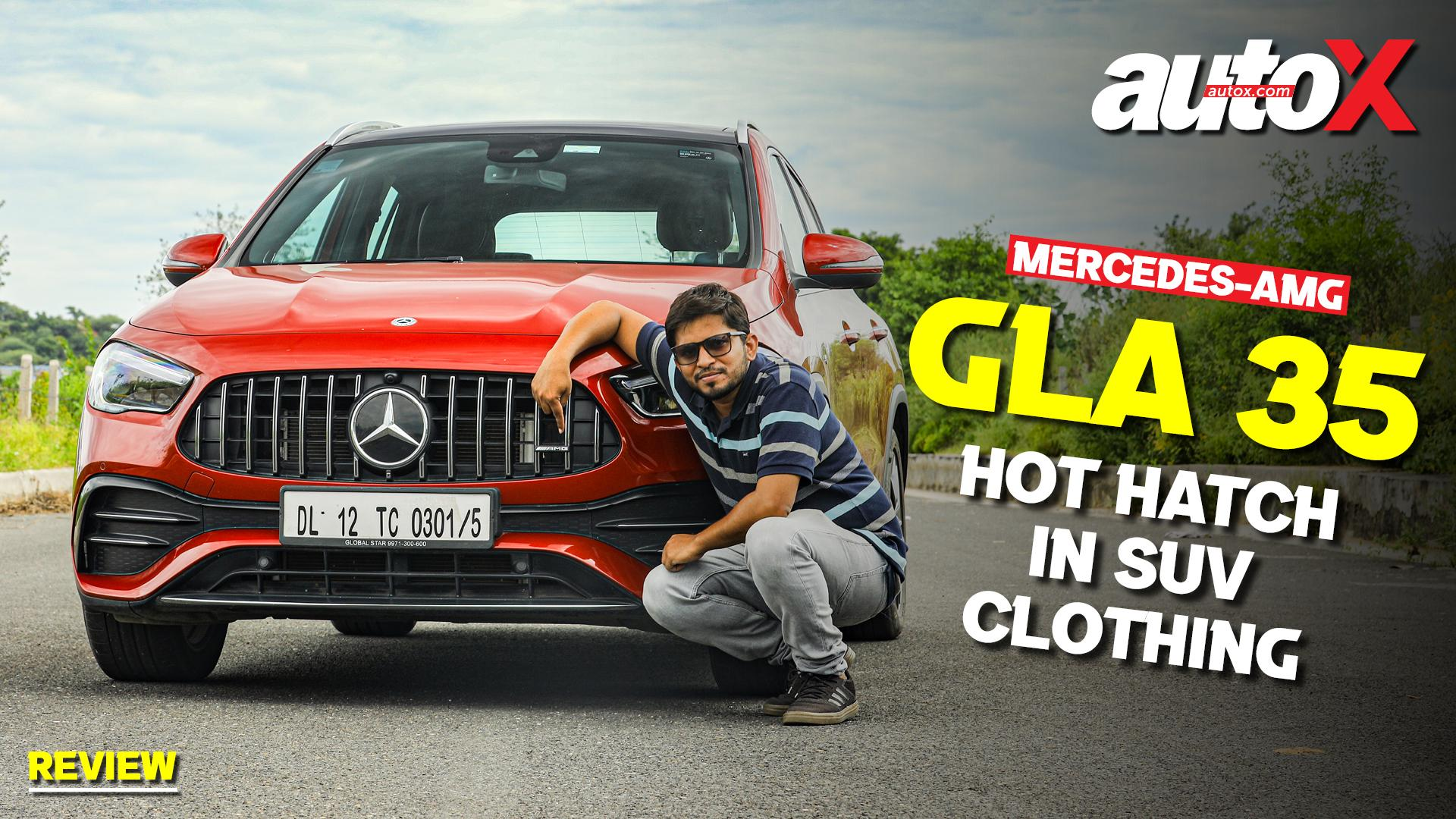 2021 Mercedes-AMG GLA 35: Hot hatch in SUV clothing | Review | autoX