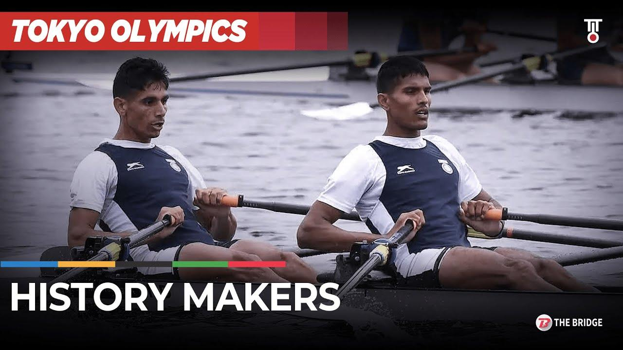 Indian rowers Arjun Jat and Arvind Singh reach historic semifinals at Tokyo Olympics | The Bridge
