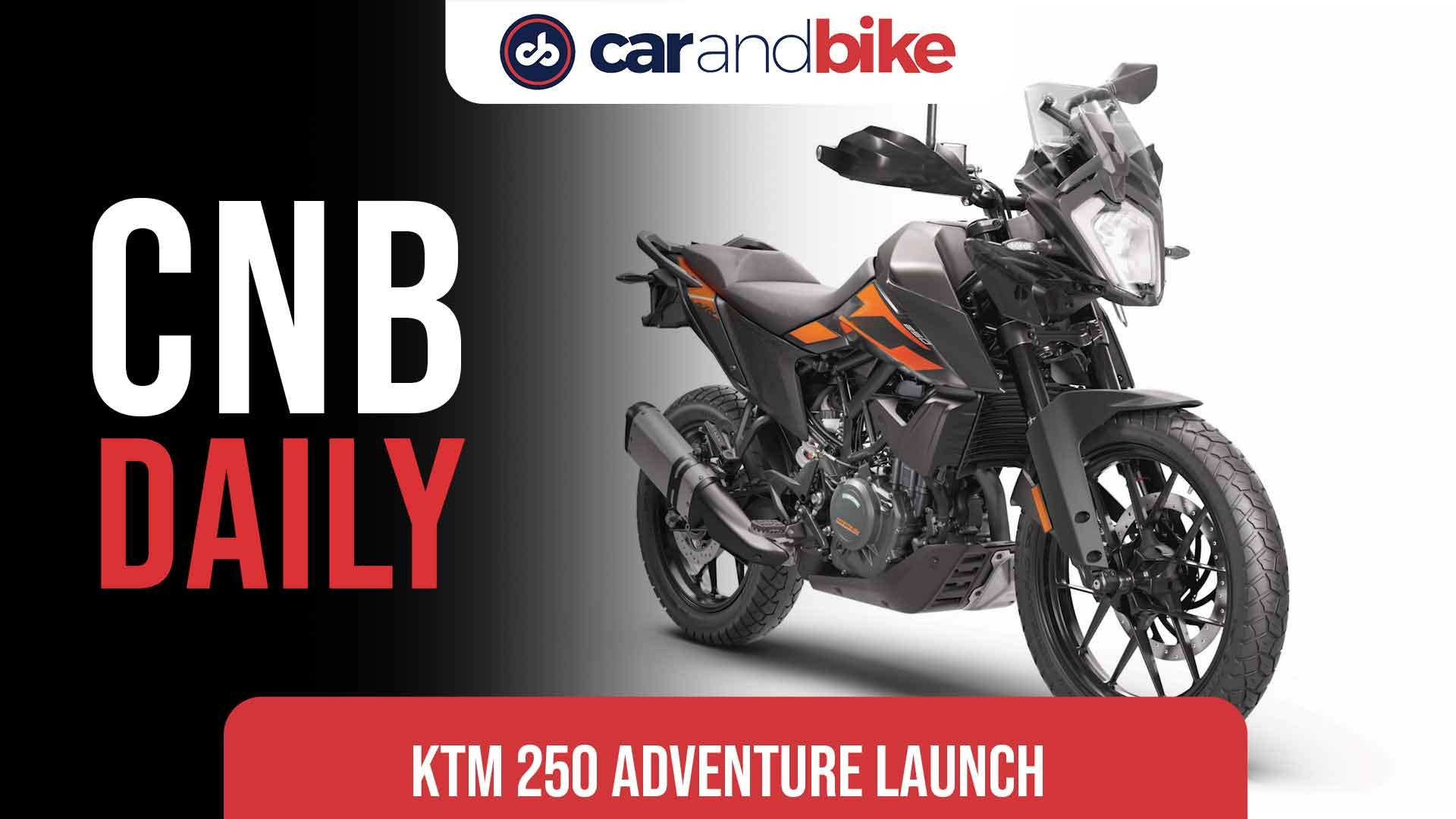 KTM 250 Adventure Launched In India