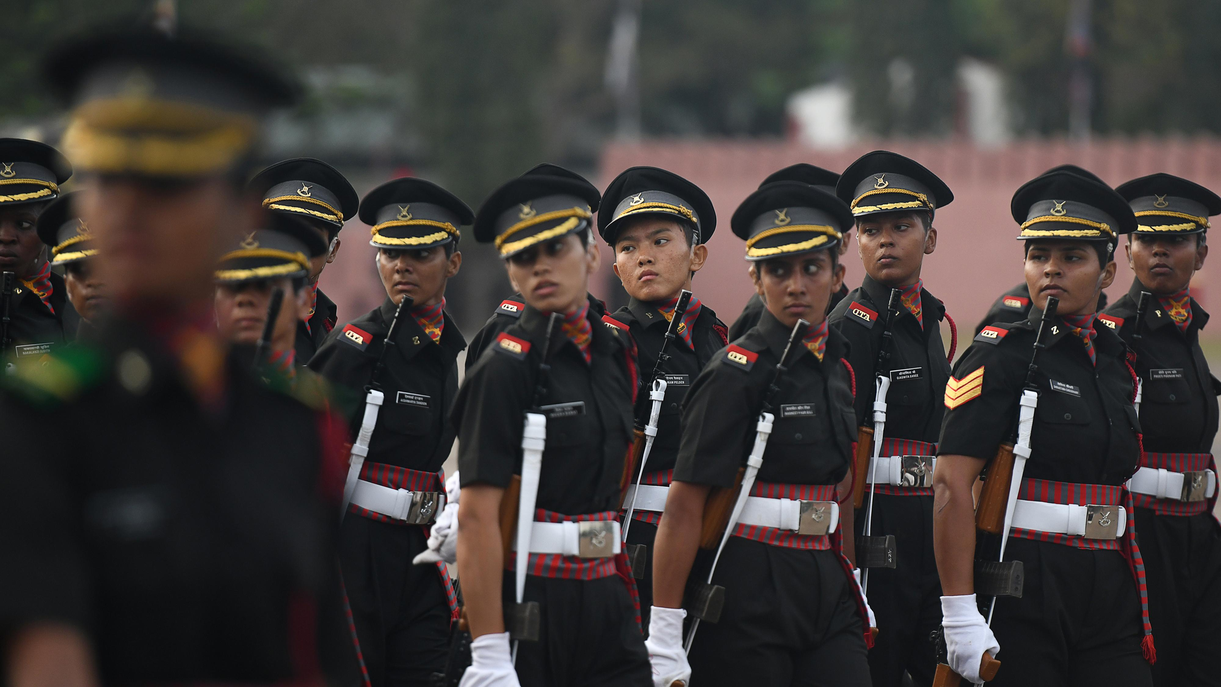 Indian Army conducts 4-day recruitment drive for women in Lucknow