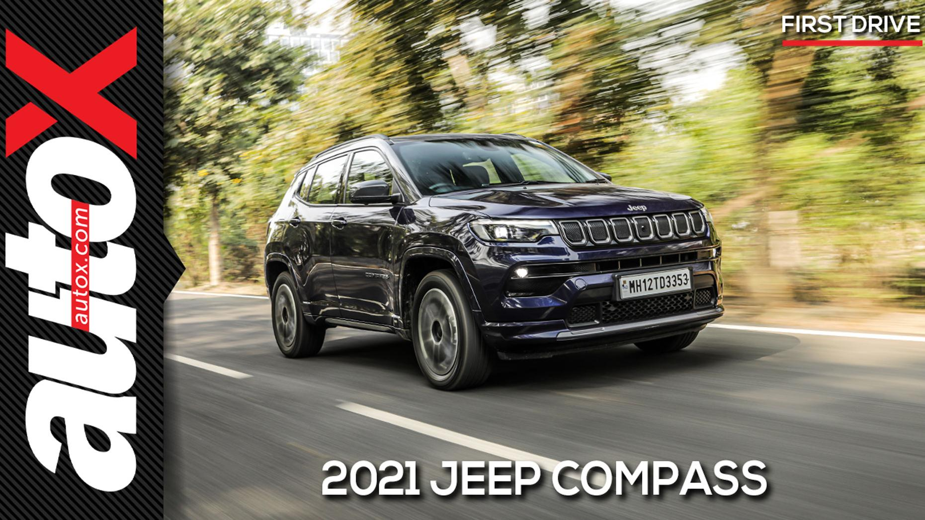 2021 Jeep Compass : The most capable compact SUV | autoX