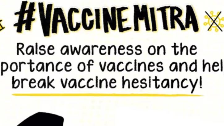 Jugnu, CRY's VaccineMitra and myth buster is on a mission to break COVID-19 vaccine hesitancy