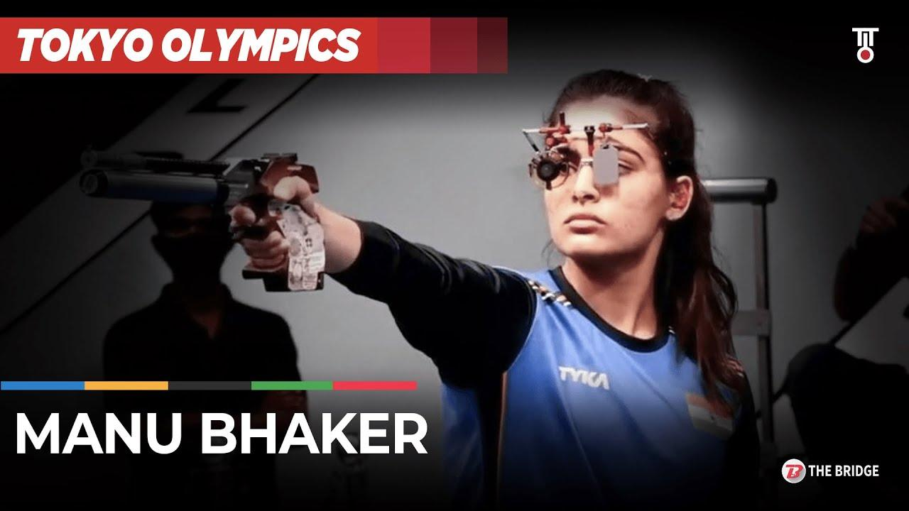 Gun malfunction deters Manu Bhaker, 19-year-old finishes 12th in Tokyo Olympics | The Bridge